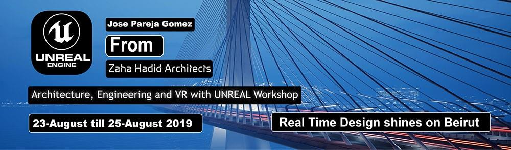 Zaha Hadid - Architecture, Engineering and VR with UNREAL Workshop