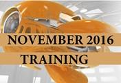 Training November 2016