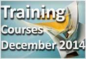 Training DECEMBER  2014