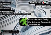 Computational Design for Advanced Parametric Architecture Workshop - Zaha Hadid
