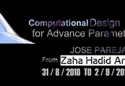 Computational Design for Advance Parametric Architecture