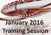 Training January 2016