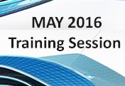 Training May 2016