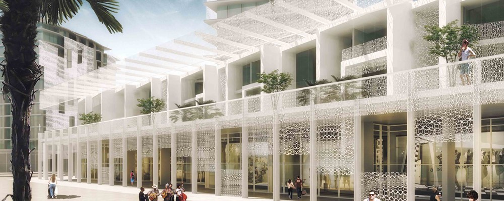 SEEF Lusail D1 & D2 Luxury Residential Tower