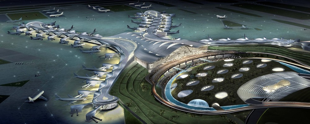 Abu Dhabi Midfield Terminal