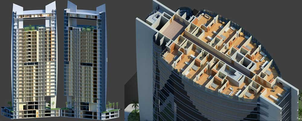 BIM Implementation, Ghazawi Tower
