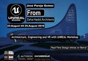 Architecture, Engineering and VR with UNREAL Workshop - Zaha Hadid